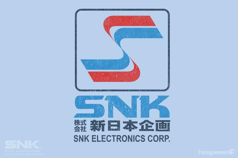 SNKレトロシャツ / SNK