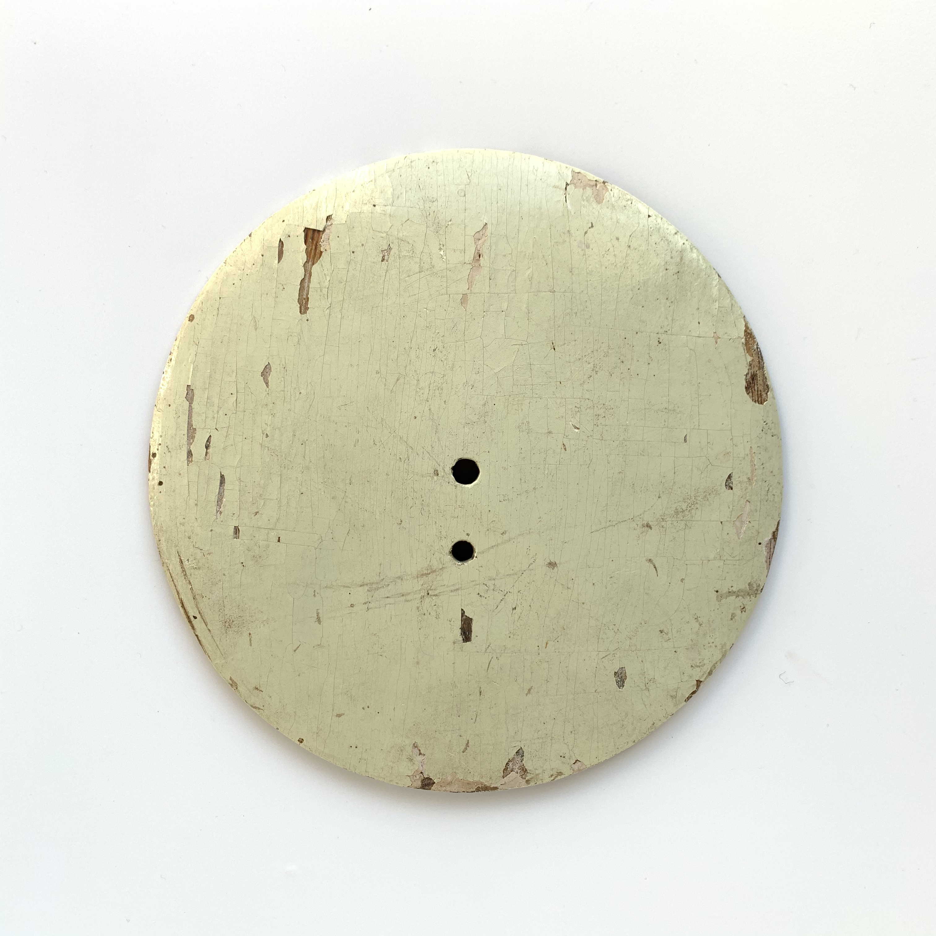 Wooden Dial