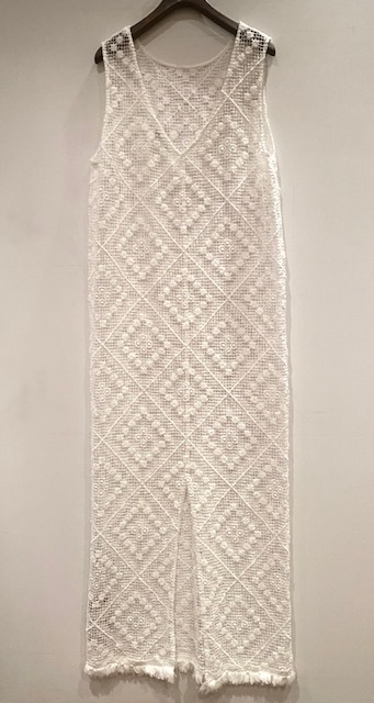 nowos   [LACE ONEPIECE]
