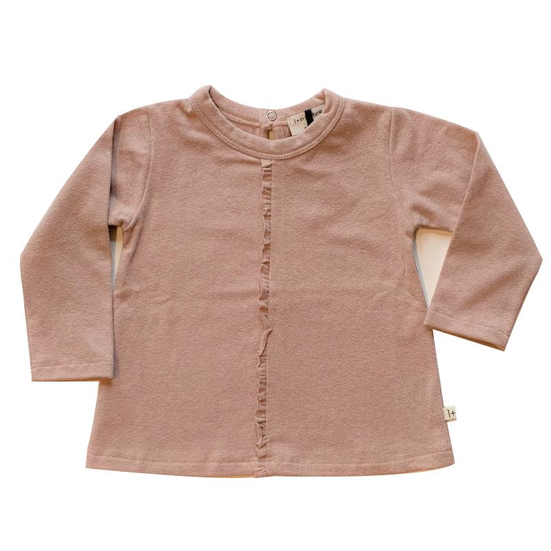 1+in the family DALIA 長袖Tシャツ(Rose)