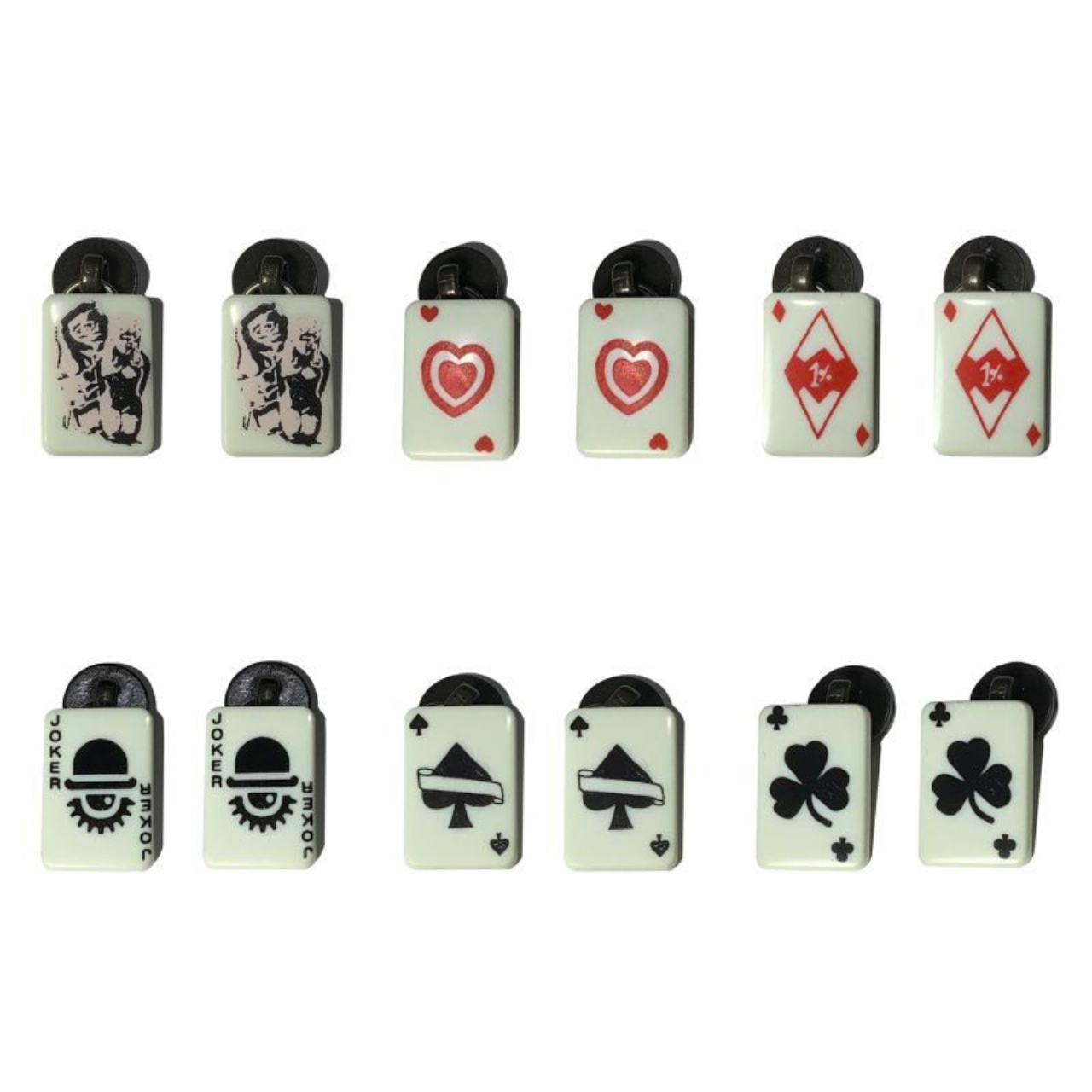 【1月入荷予定】PLAYING CARD CUFFLINKS [AC404]