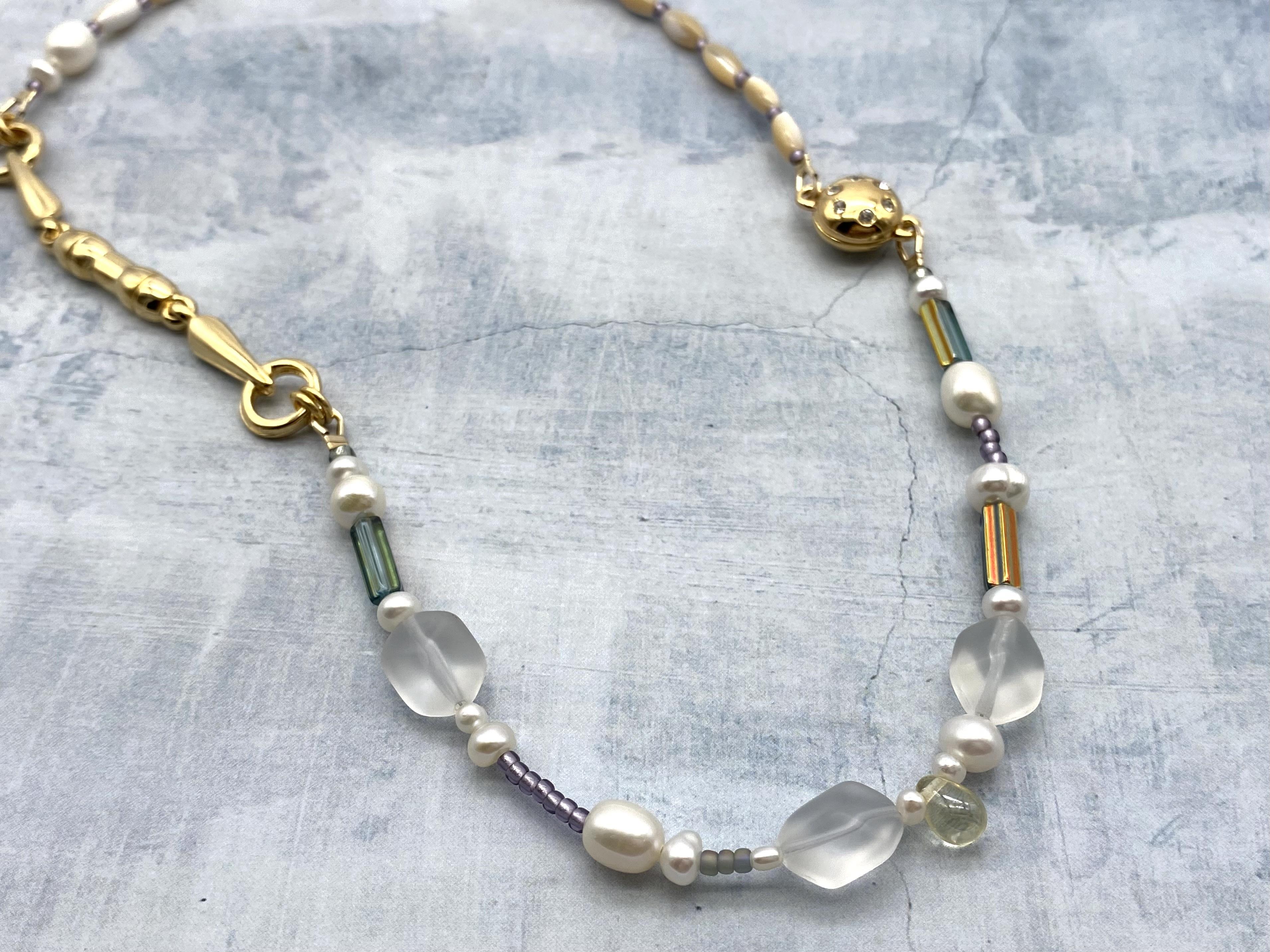 Utopia necklace ー B01 ー