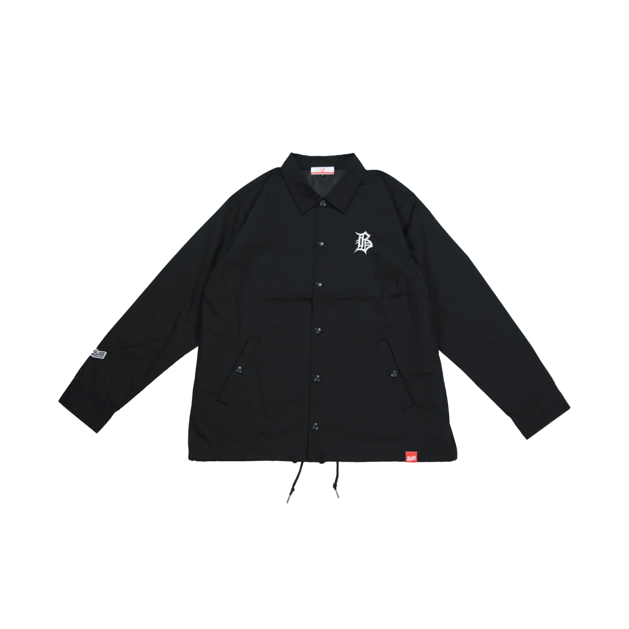 "OL""D""-B- T/C COACH JACKET [BLACK]"