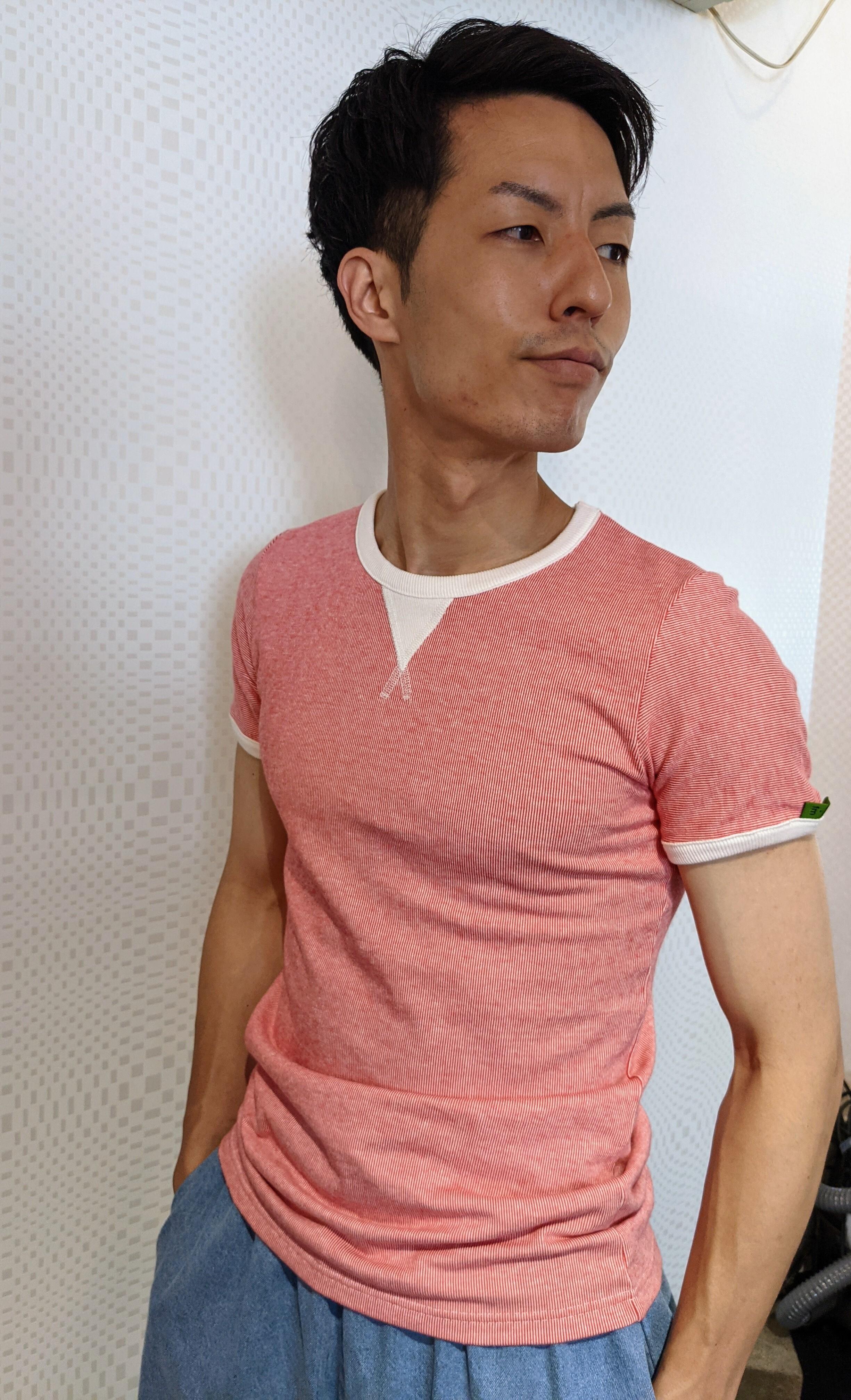 バインダーTシャツ [ST-AA06]