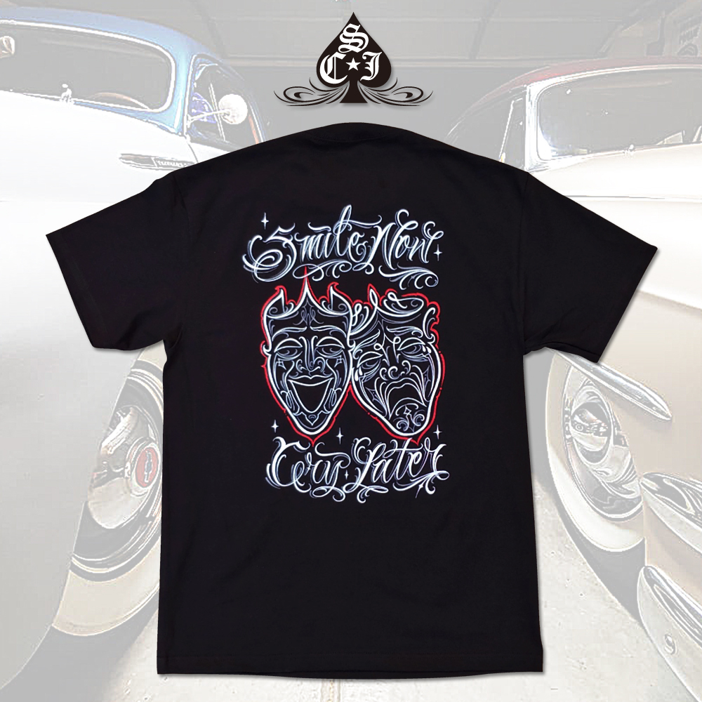 【NEW】SCJ Smile Now Cry Later ~Pinstriper Series~