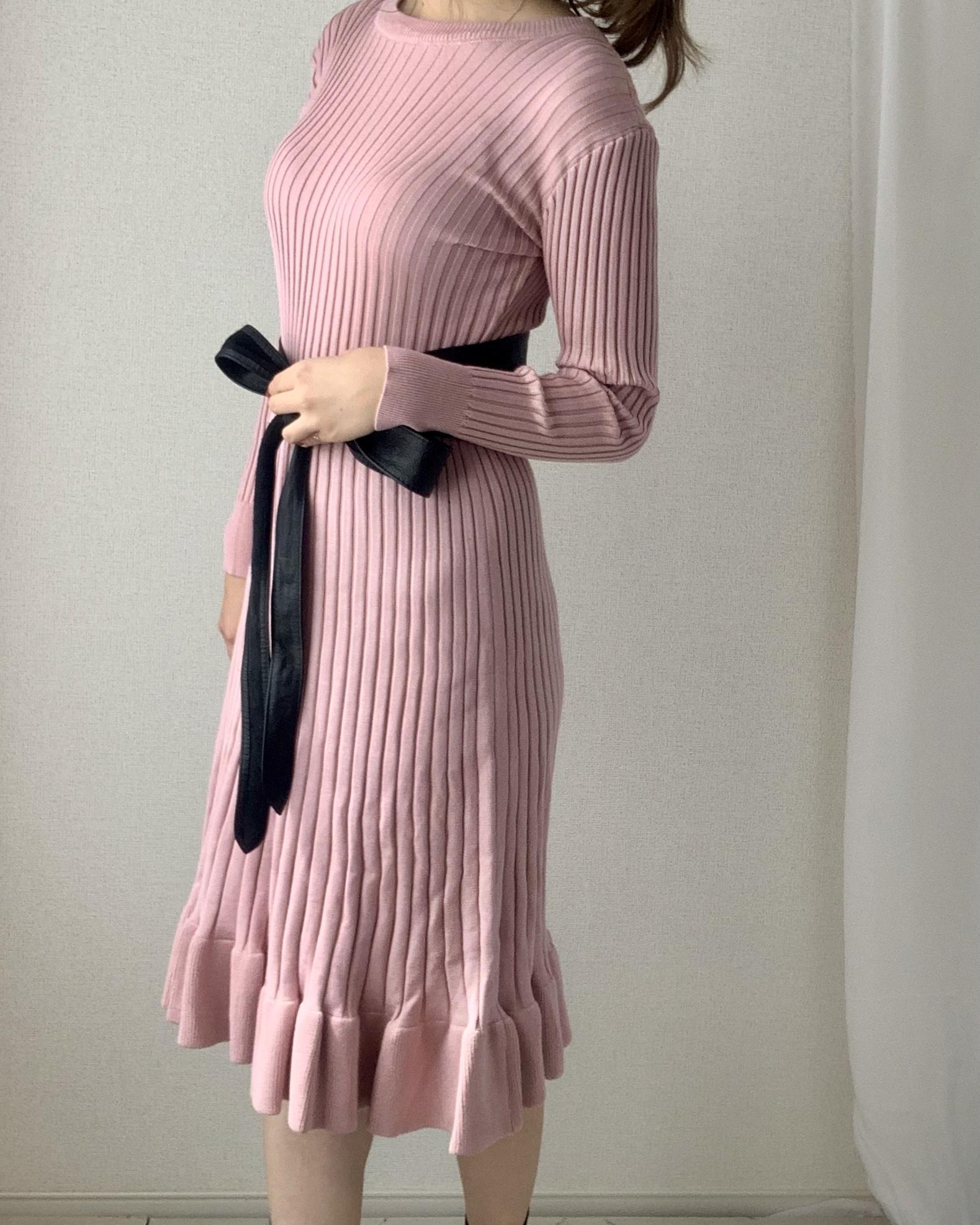 マーメードワンピース <Pink>
