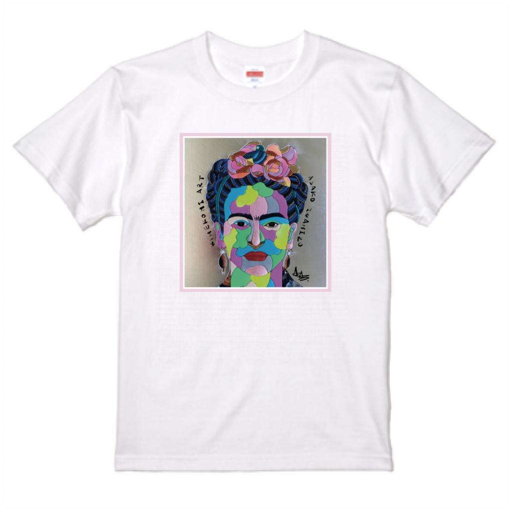 イワミズアサコ ART 001-T-shirts