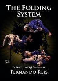 フェルナンド・ヘイス フォールディングシステム DVD4枚組 ブラジリアン柔術教則