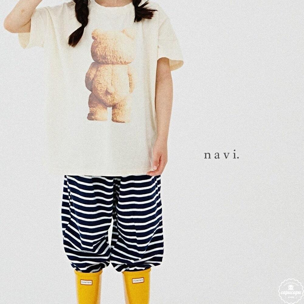 «sold out» teddy bear T shirt 2colors テディベアTシャツ