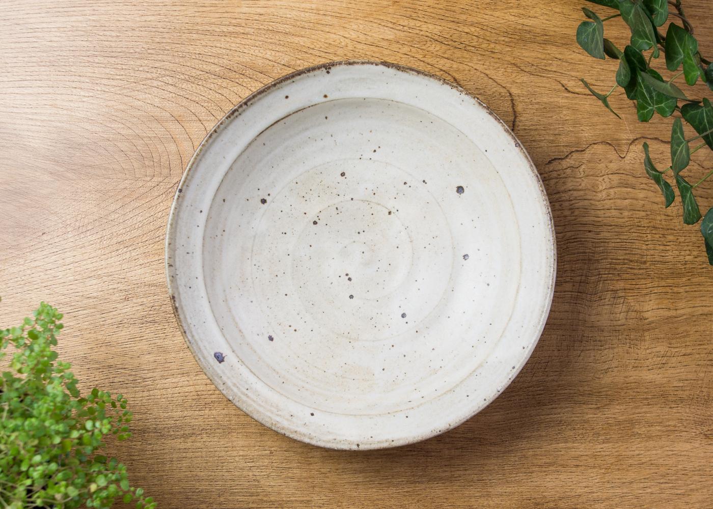 リム 浅鉢(大) /くるり窯
