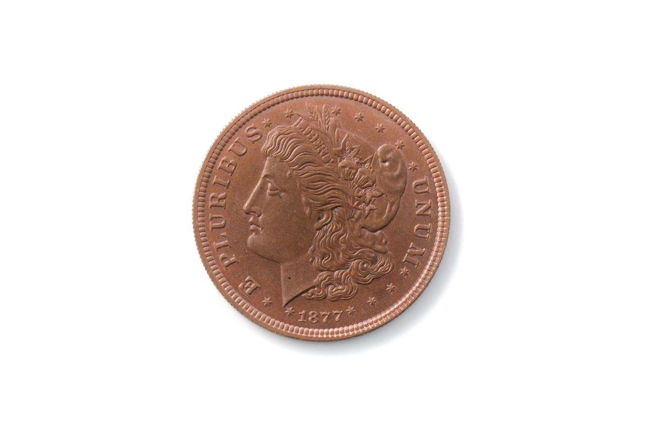 モルガンダラー(Copper) レプリカ