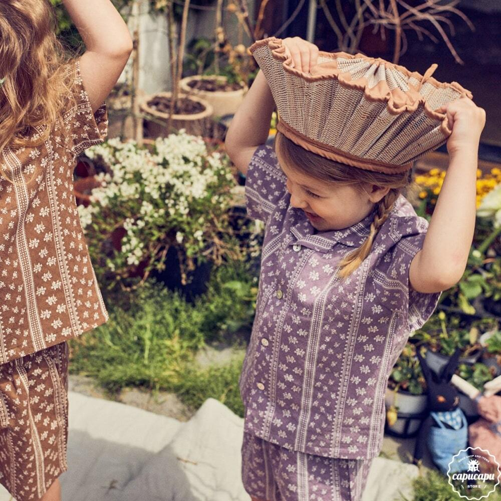 «sold out»«pour enfant» ローナ セットアップ lorna set up