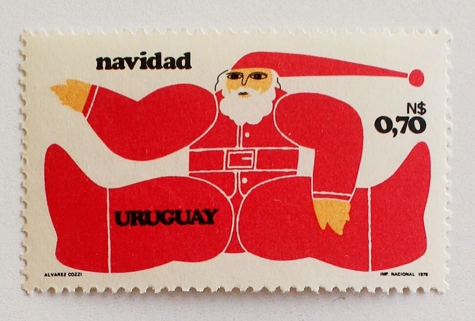 クリスマス / ウルグアイ 1977