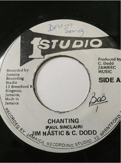 Jim Nastic(ジムナスティック) - Chanting【7'】