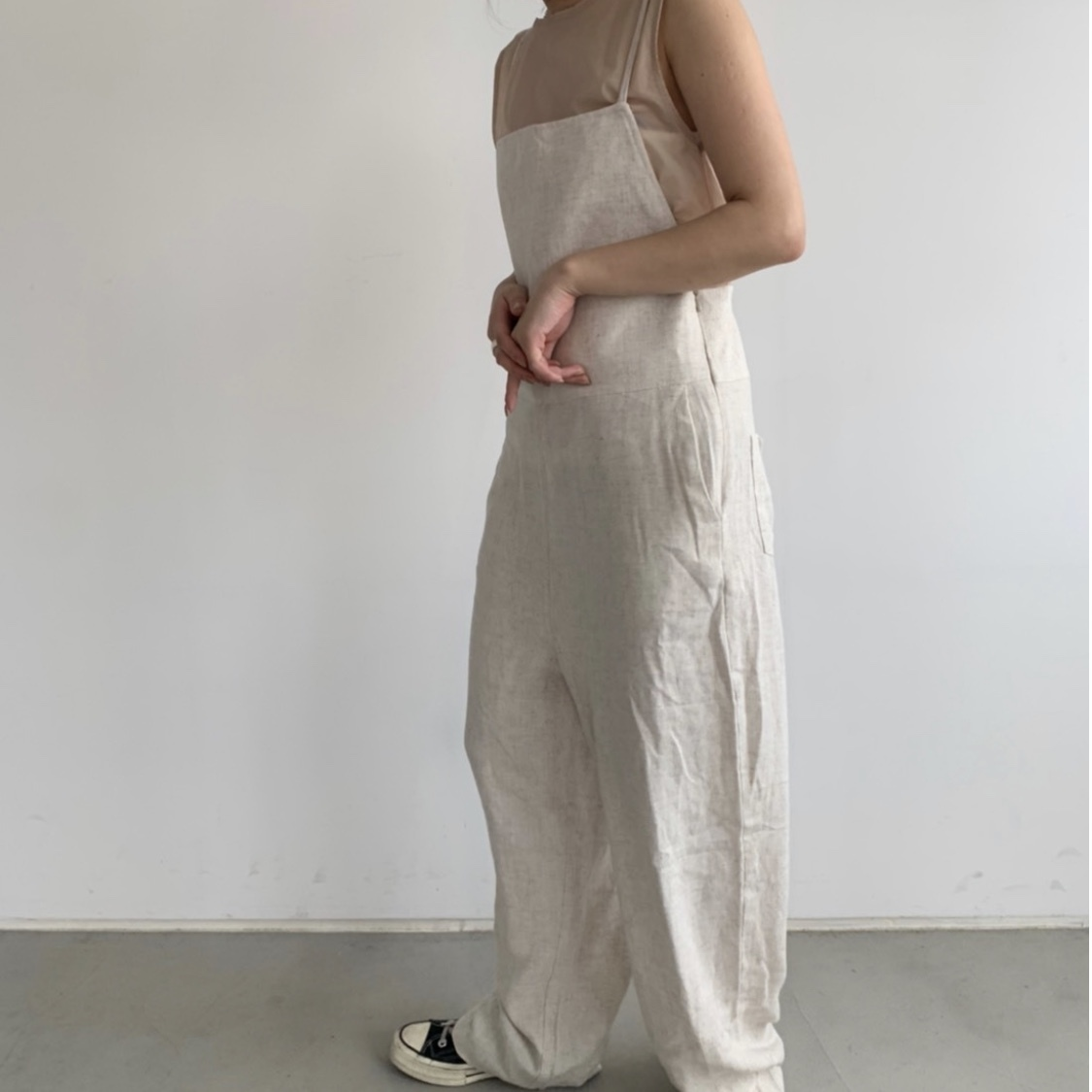 Linen all in one