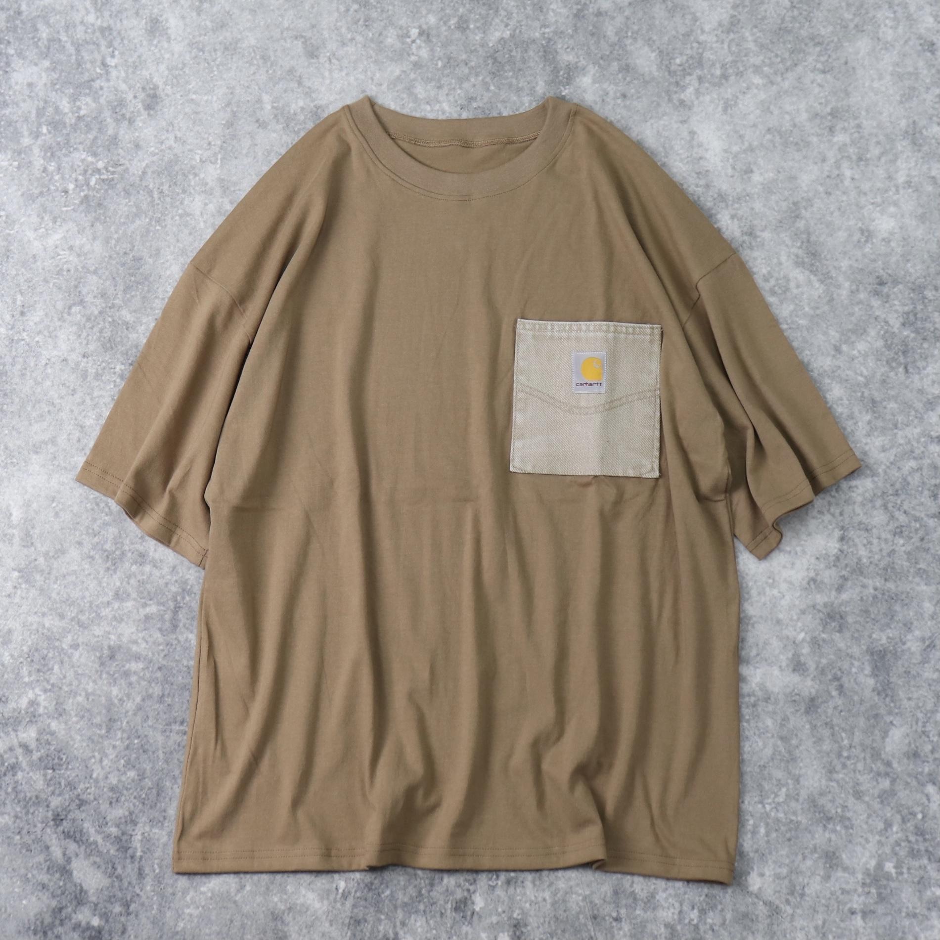 再構築 CARHARTT Tシャツ A481