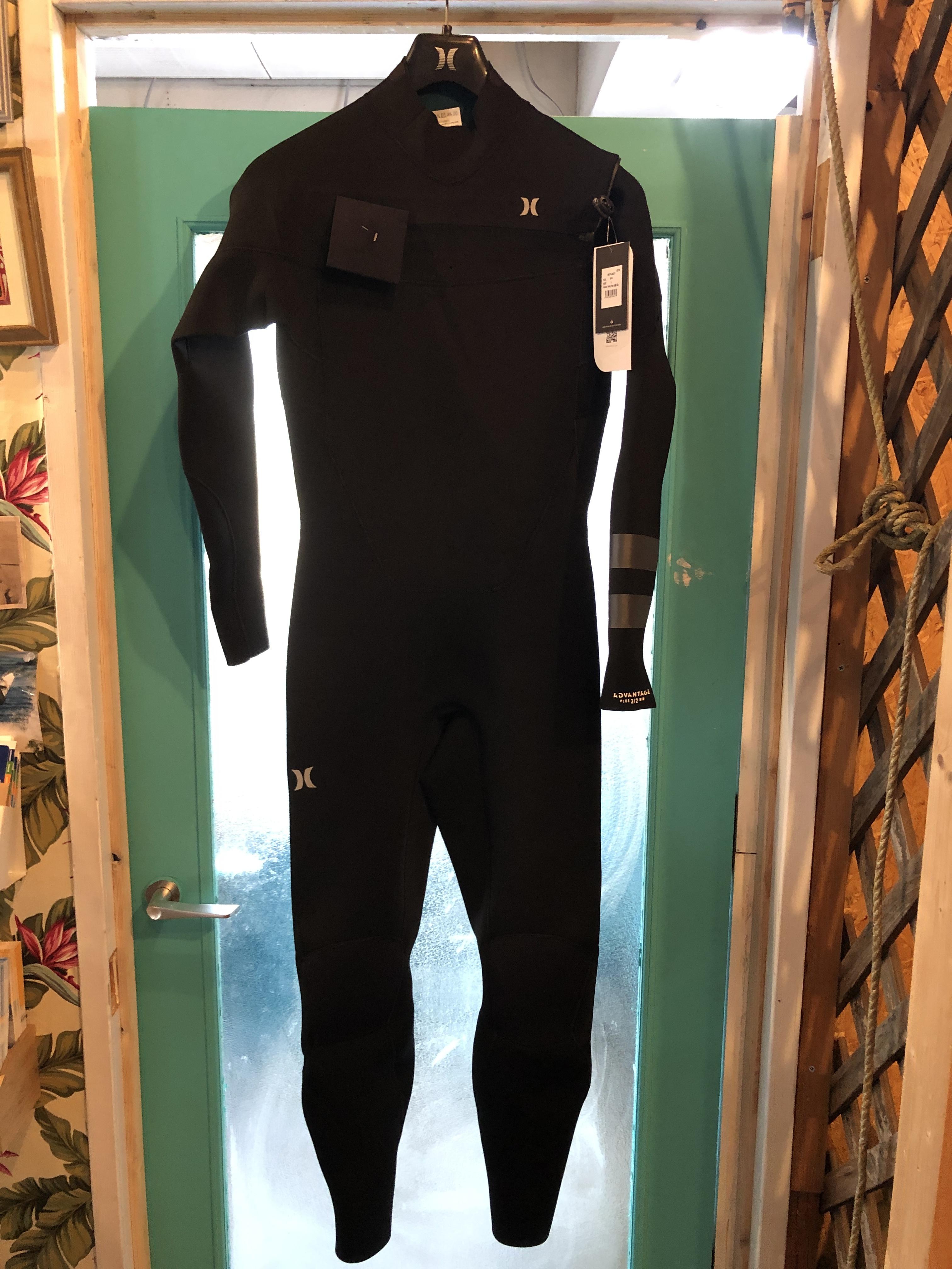 Hurley フルスーツ Lサイズ メンズ