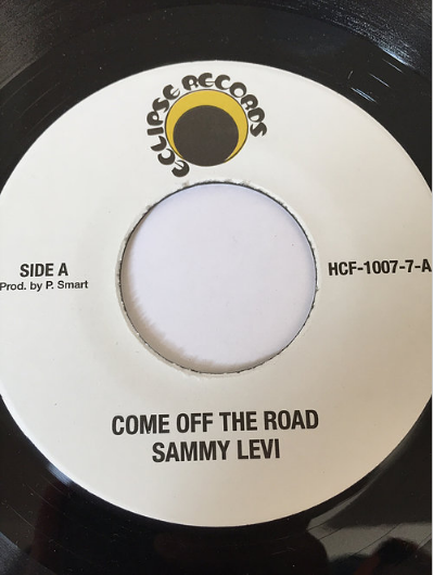 Sammy Levy (サミーリーヴァイ) - Come Off The Road【7'】