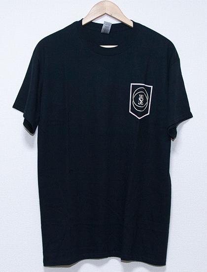 【WHILE SHE SLEEPS】Sleeps Society T-Shirts (Black)