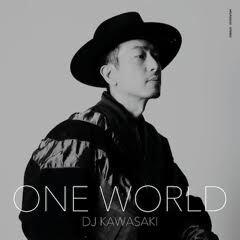 【予約/LP】DJ KAWASAKI - ONE WORLD -2LP-