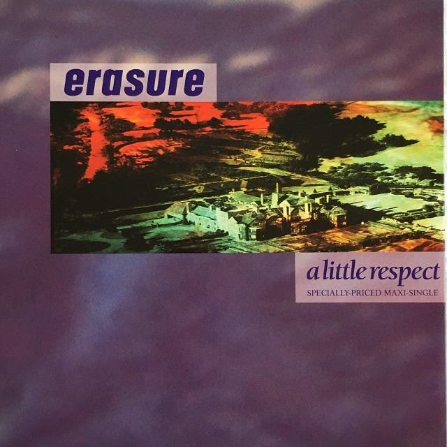 【12inch・米盤】Erasure / A Little Respect