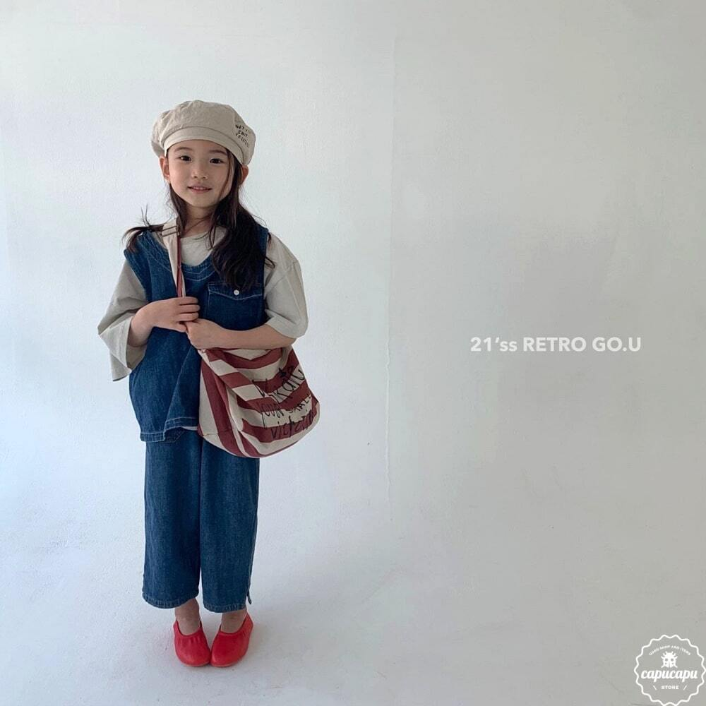 «sold out» go.u retro bag レトロバッグ
