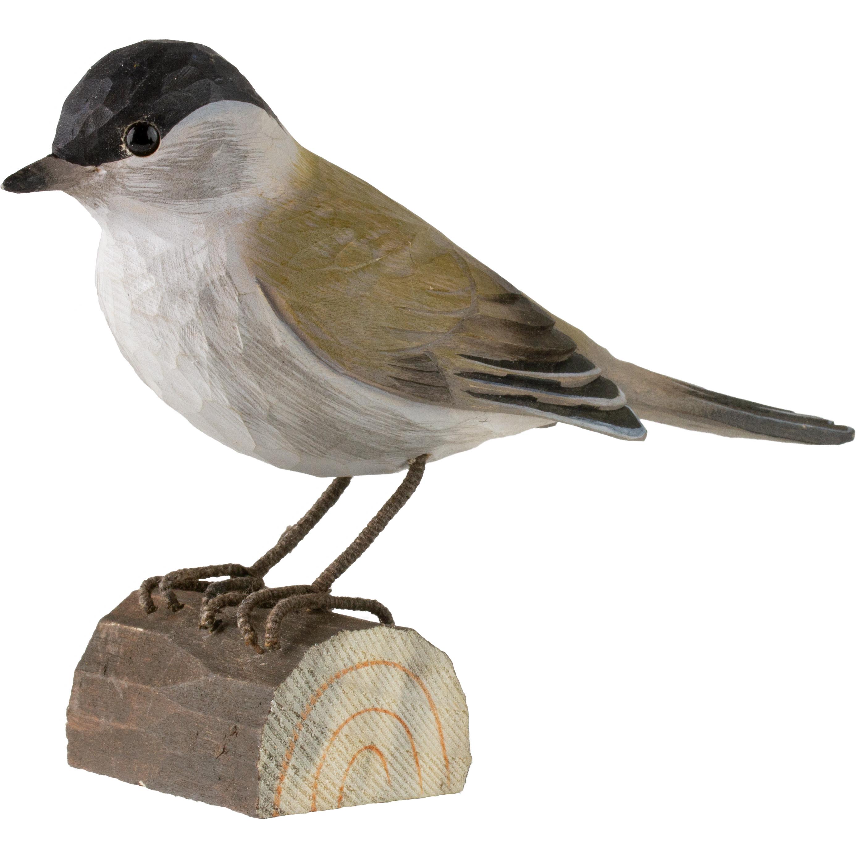 DECO BIRD (Blackcap)