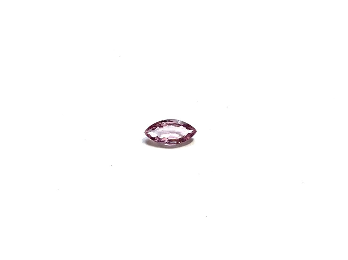 パパラチアサファイヤ+おまけ1石[No,k-3718]
