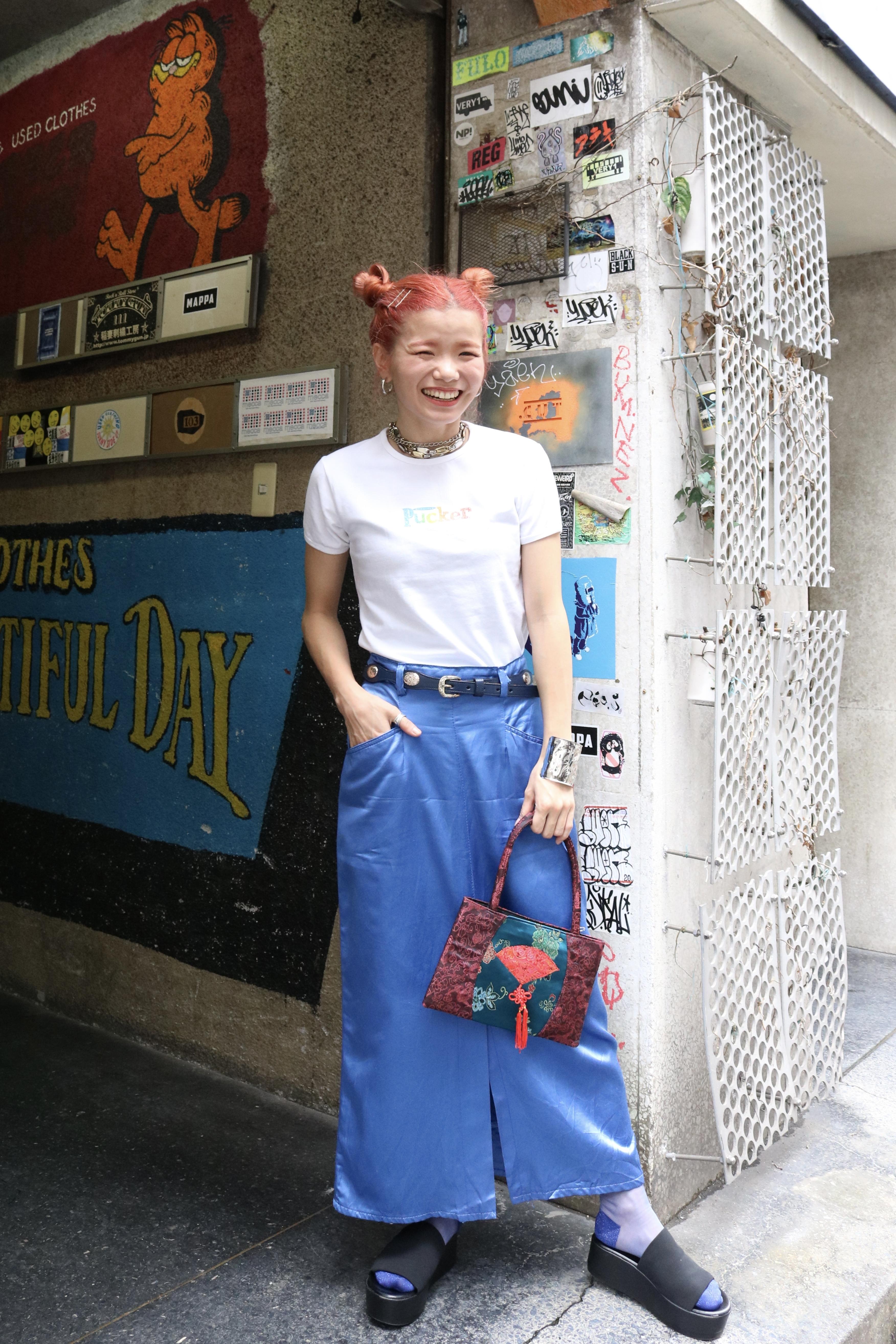 old tight skirt / 7SSSK08-11
