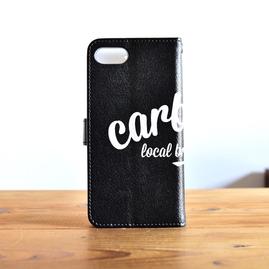 carbonic ARCH logo iphone case Notebook type
