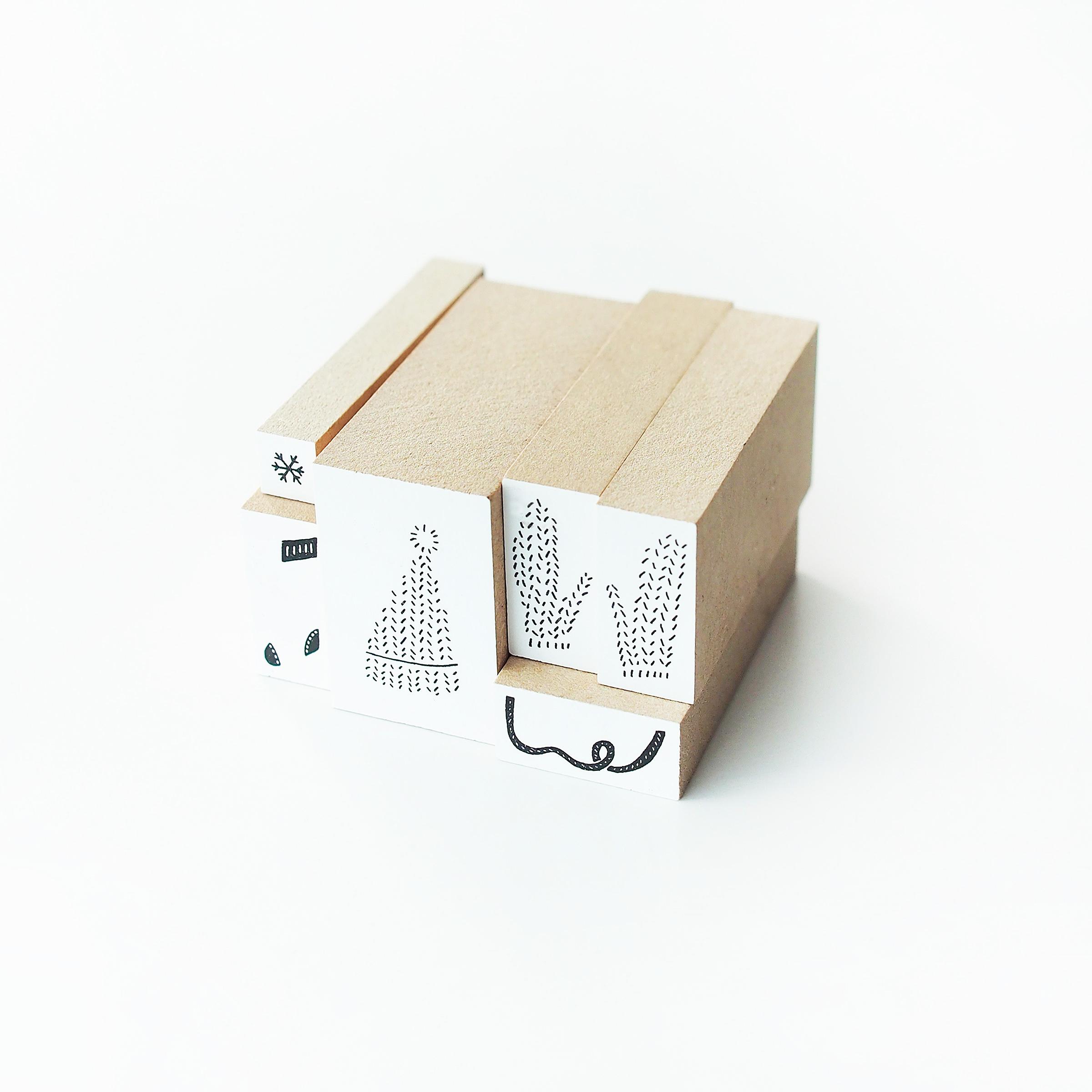 【SP】POCONUR STAMP(ポコヌルスタンプ)|冬のあったか・レギュラー