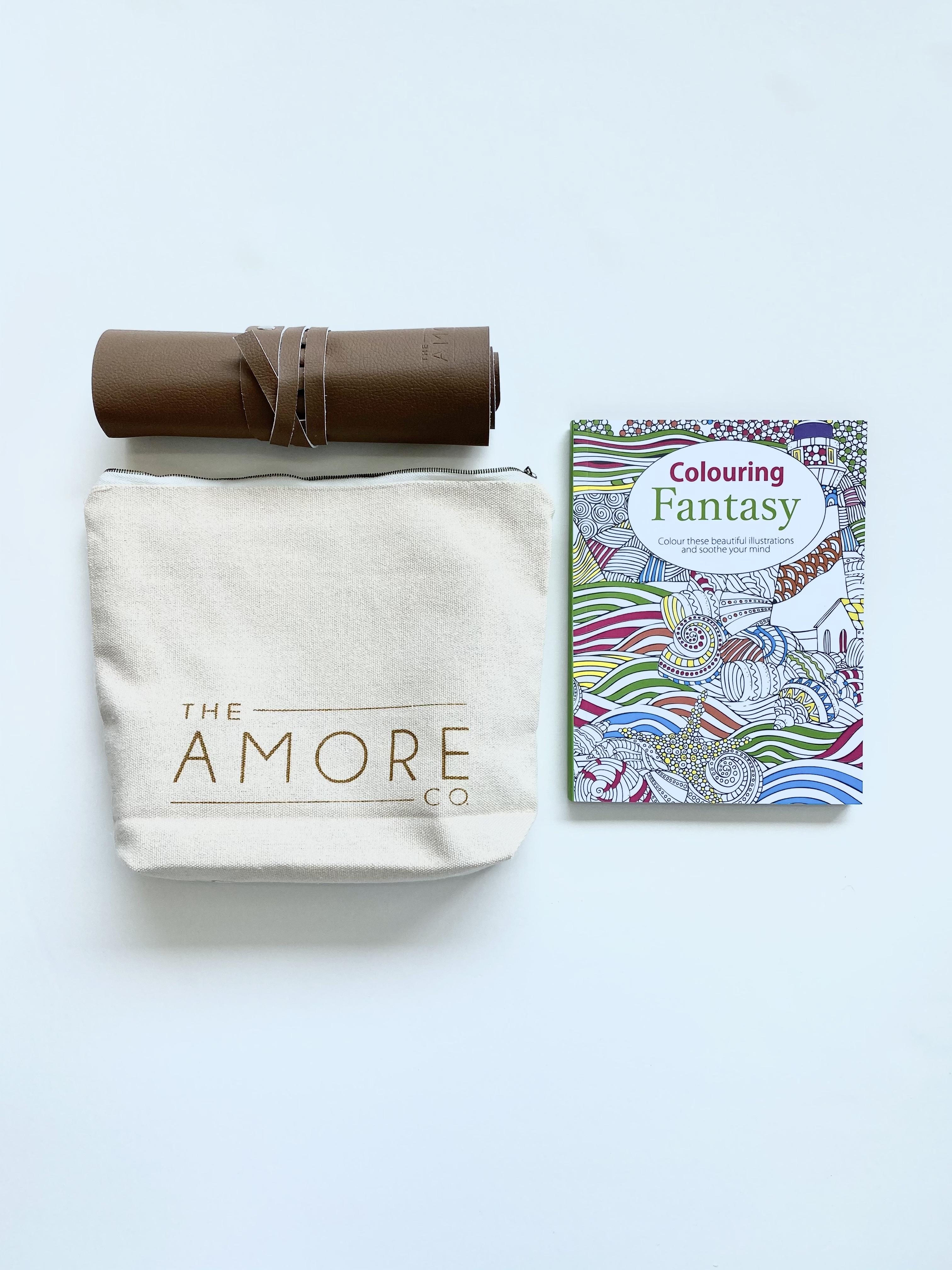 Dough My Dear +The Amore Co / Drawing Kits-Dusk Walnut