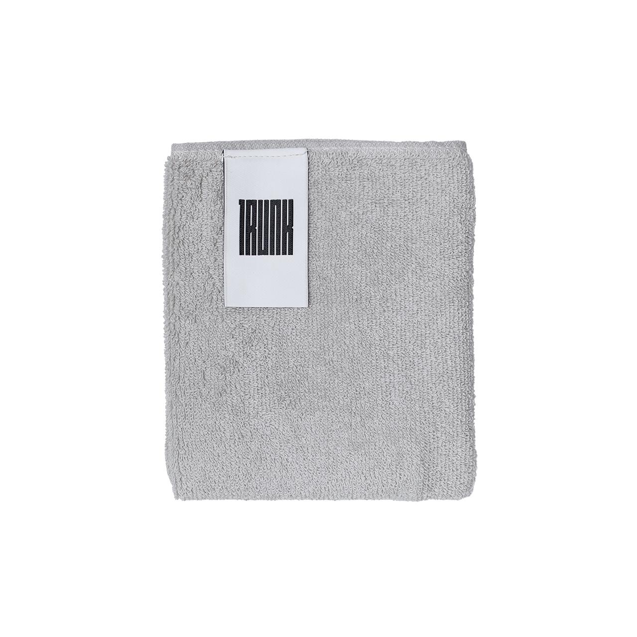 TRUNK Organic Face Towel