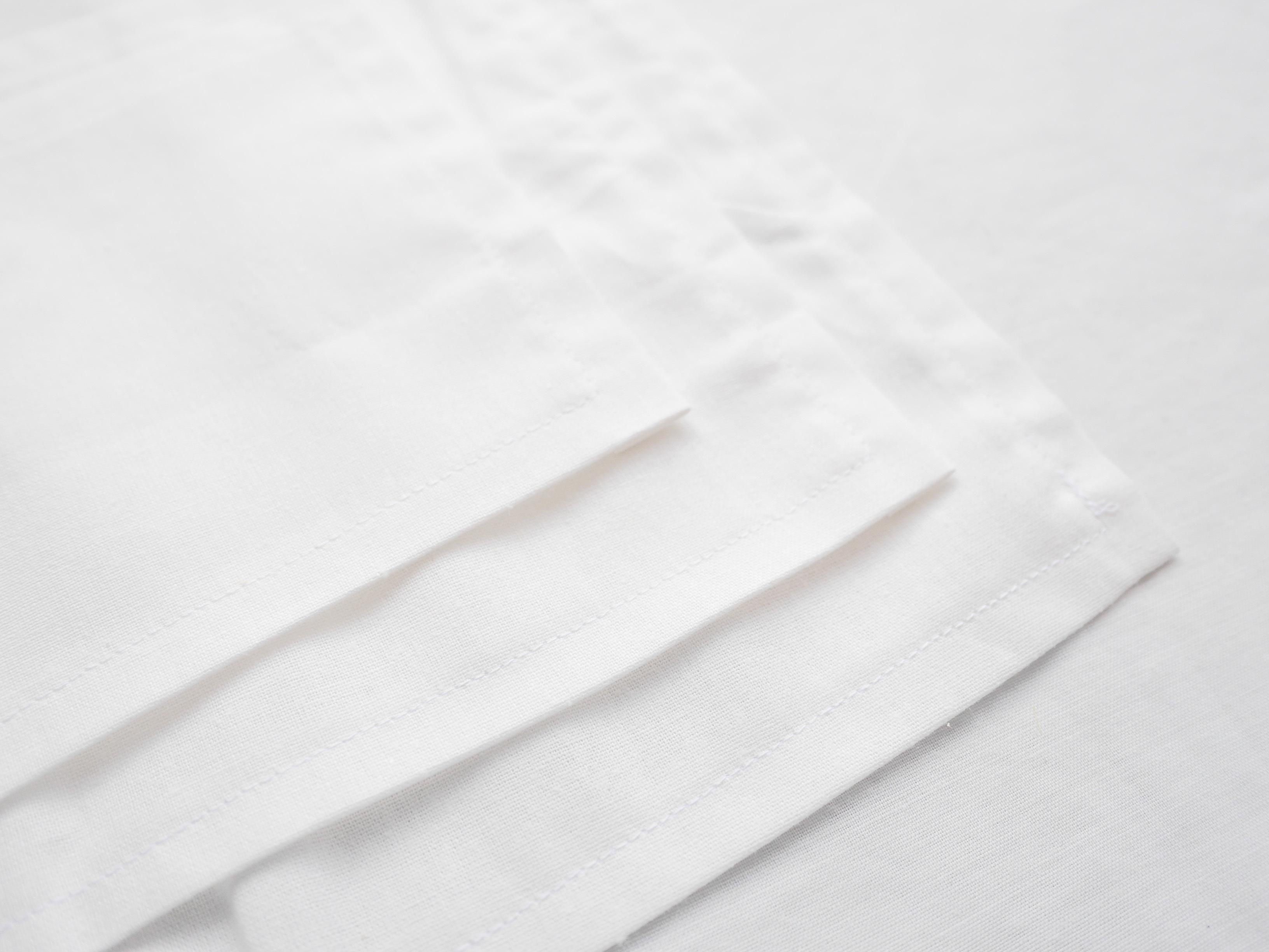 ニャンドゥティ用 仕立て布(白)Mサイズ
