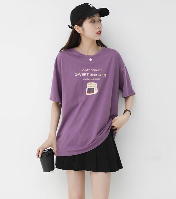トマトロゴTシャツ