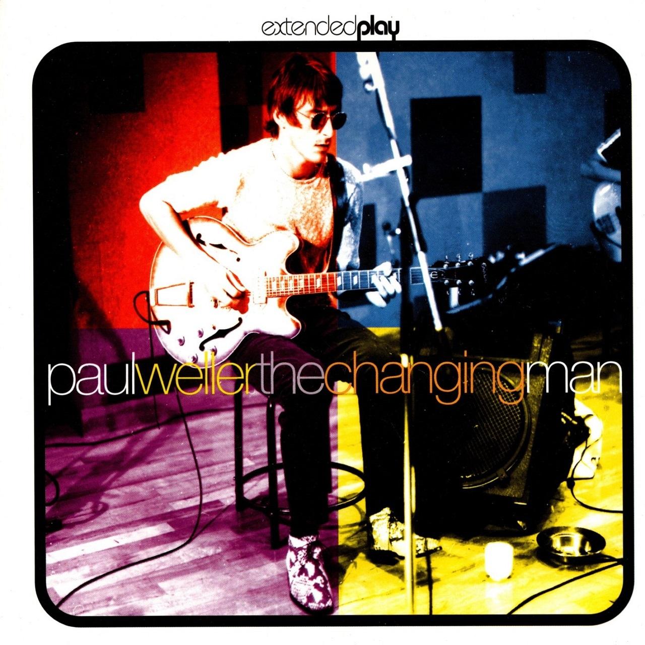 【7inch・英盤】Paul Weller /  The Changingman