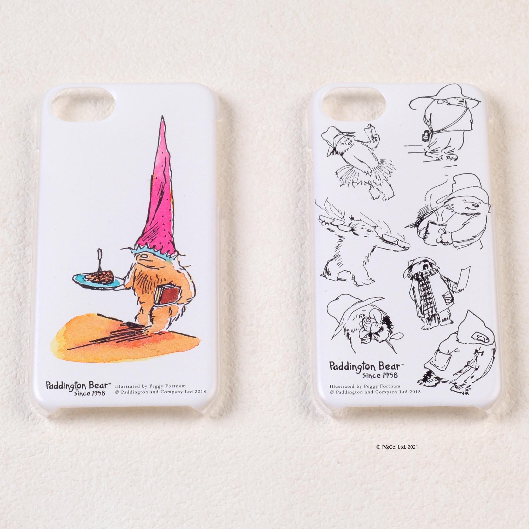 「くまのパディントン™展」展覧会オリジナルのiPhoneケース