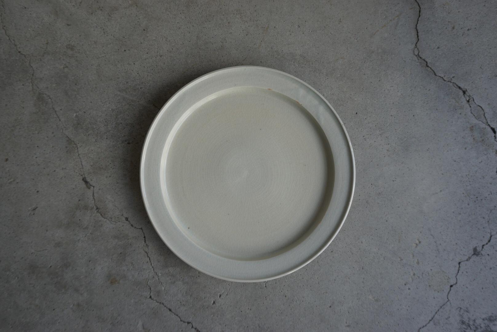 三浦ナオコ 7寸段皿