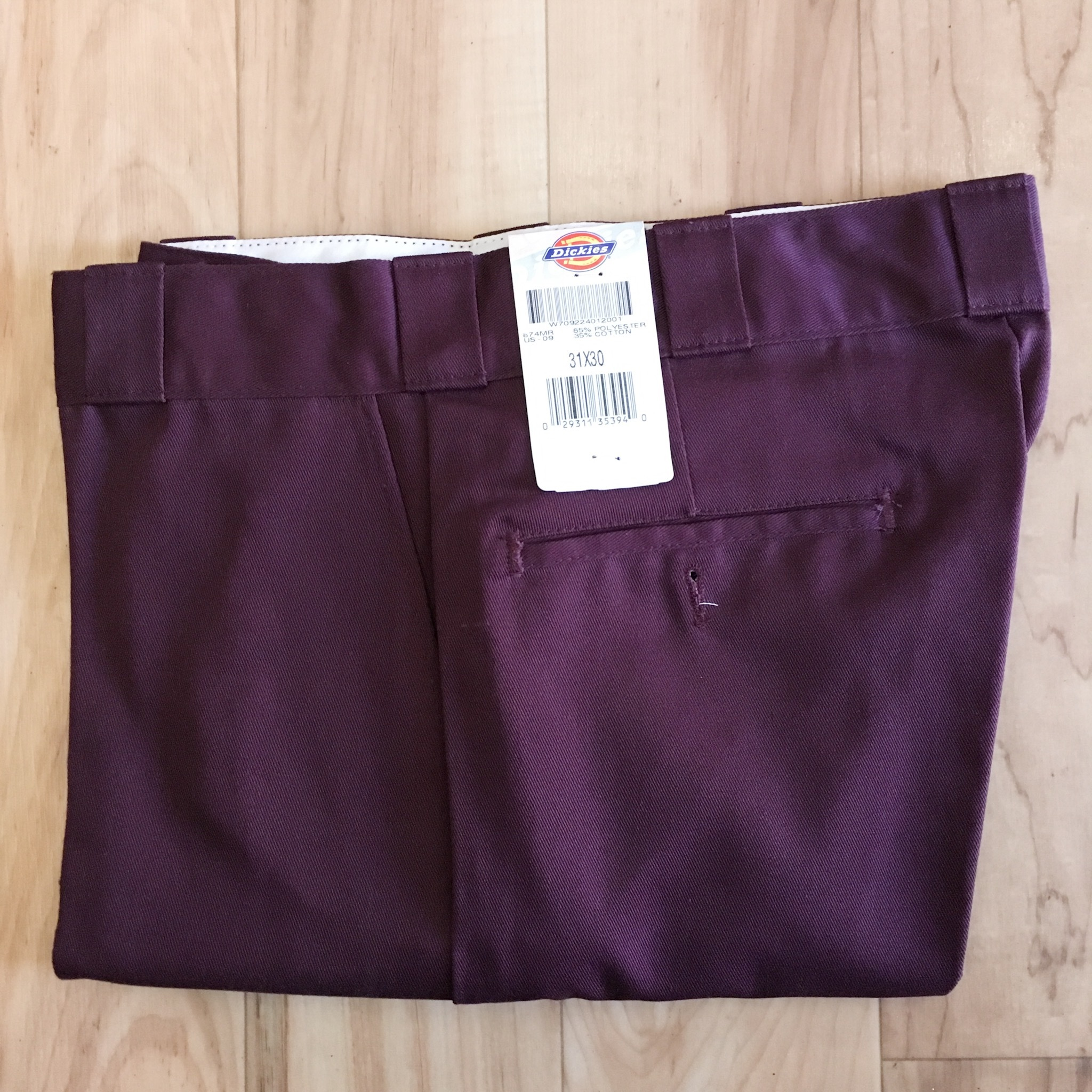 """""""NOS"""" Dickies 874-MR W 31inch <Made in USA>"""