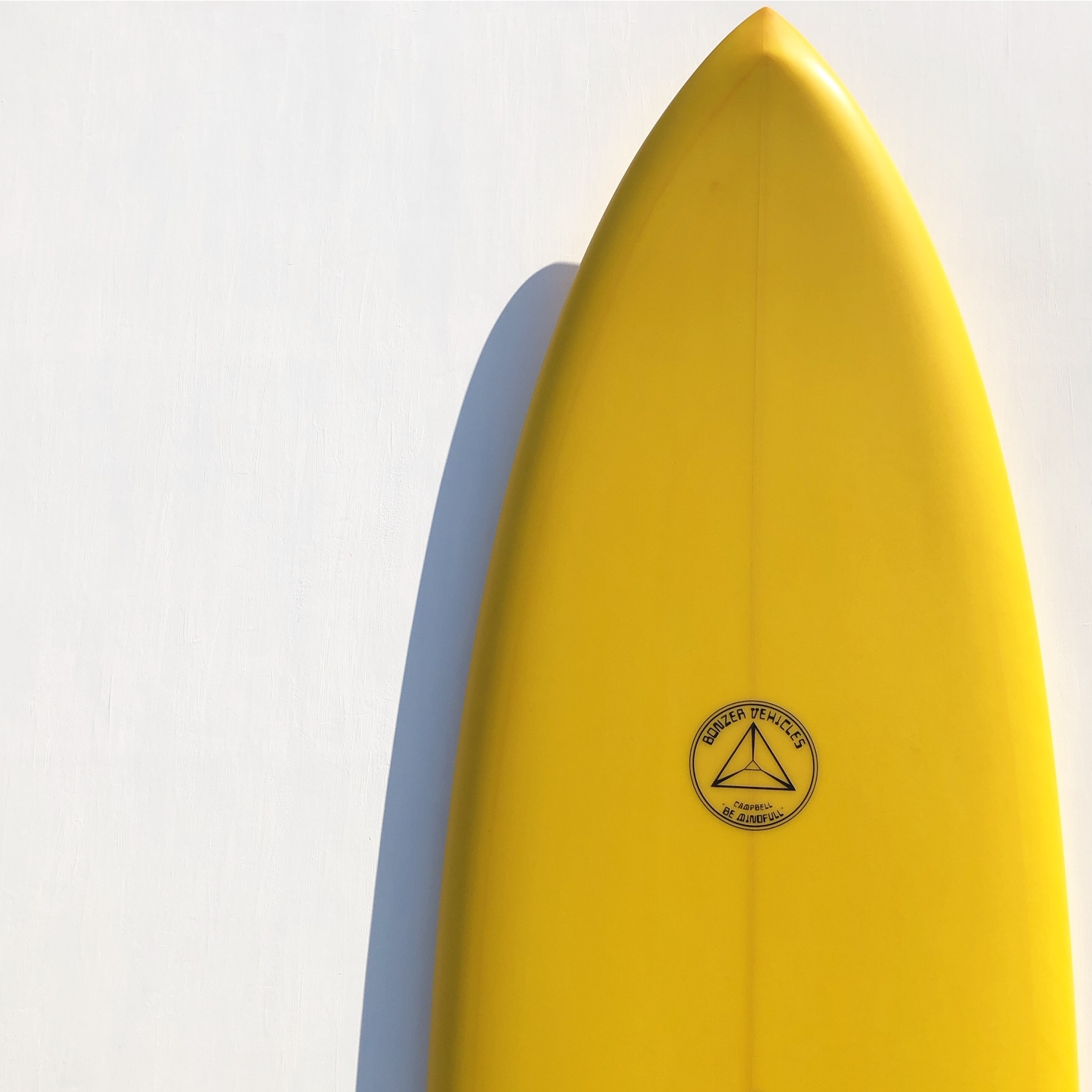 """Campbell Brothers Surfboards """"Bumble Bee"""""""