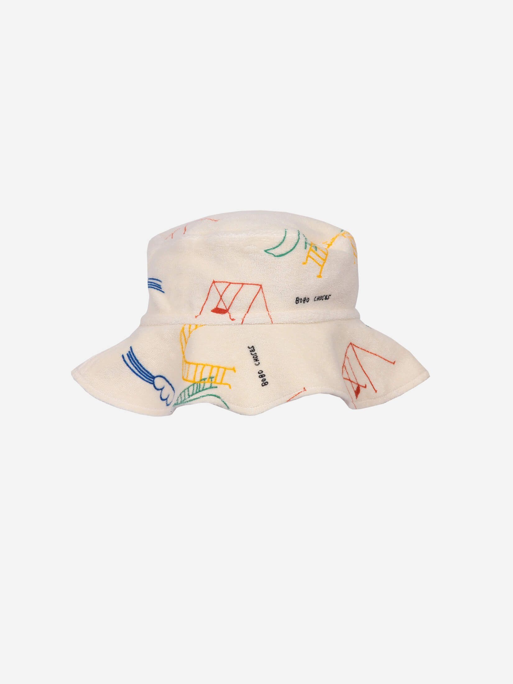 BOBO CHOSES ボボショセス Playground All Over Hat size:6-12m(70-80)