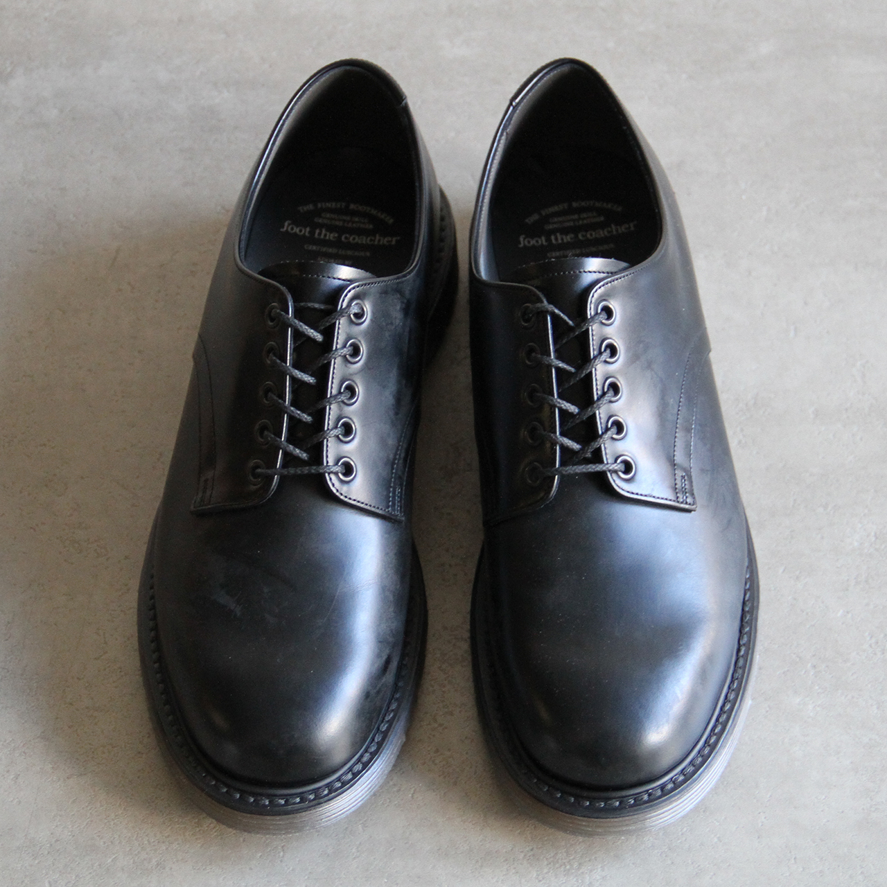 foot the coacher【 mens 】s.s shoes