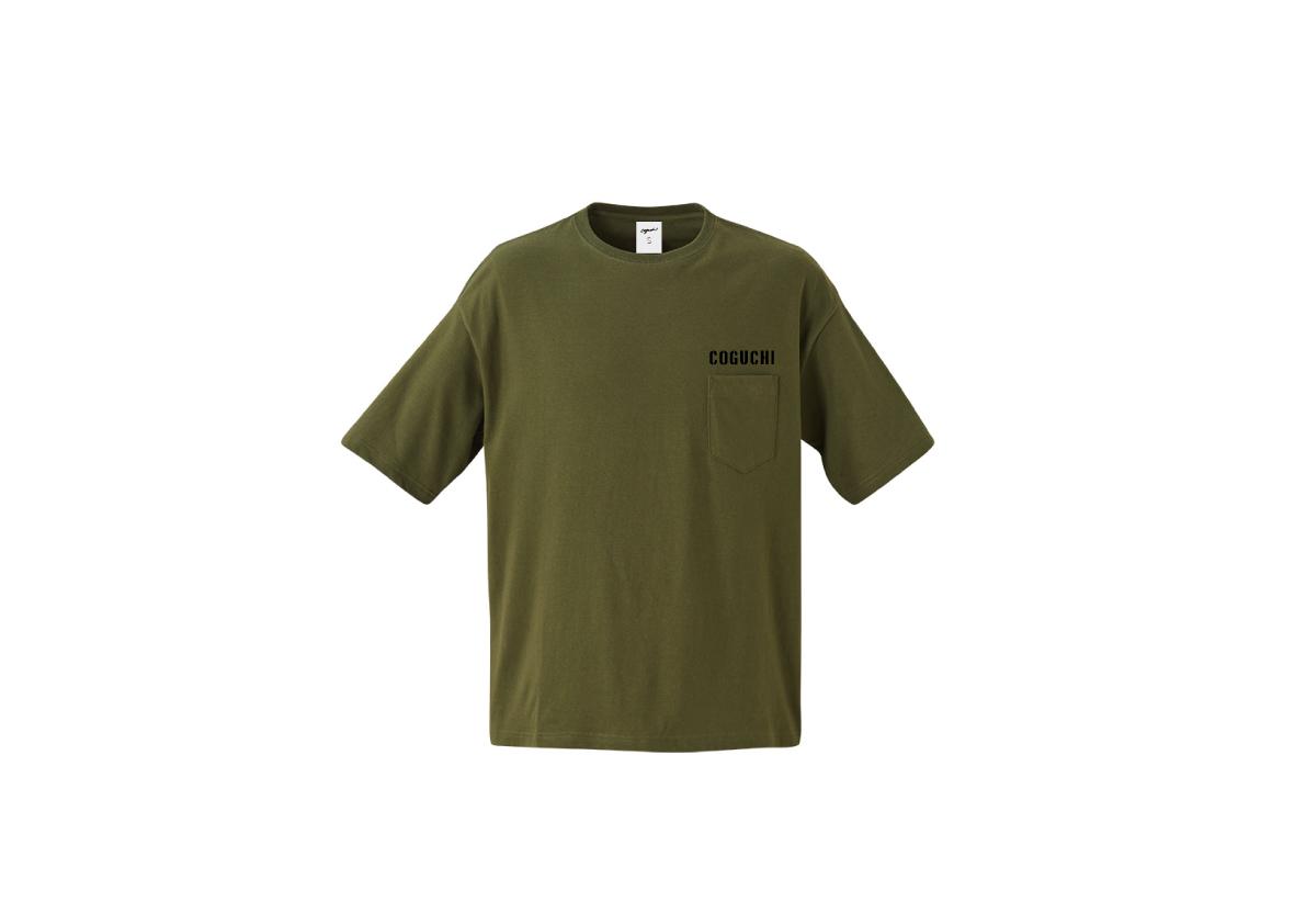 US T-shirt(olive)
