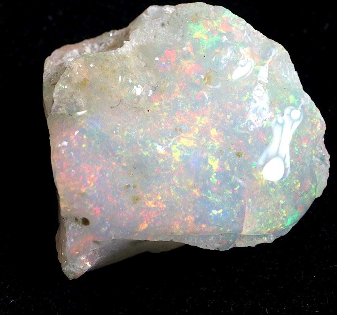 エチオピアオパール ケース入り アイダホ産  1,8g OP059 原石 鉱物 天然石 パワーストーン