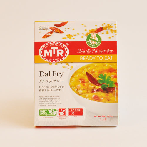 MTR READY TO EAT CURRY Dal Fry