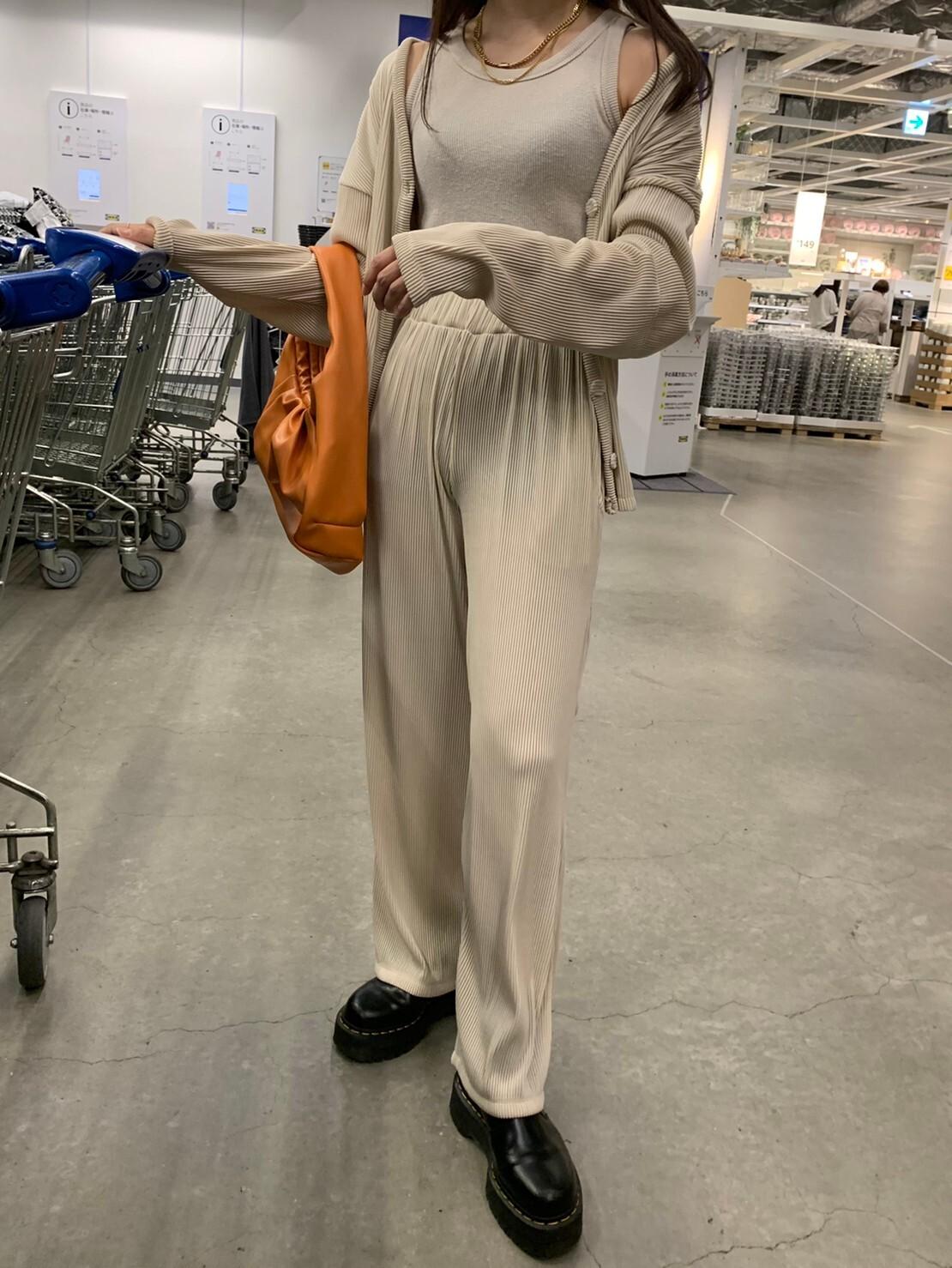 DAYNYC plane pleats pants