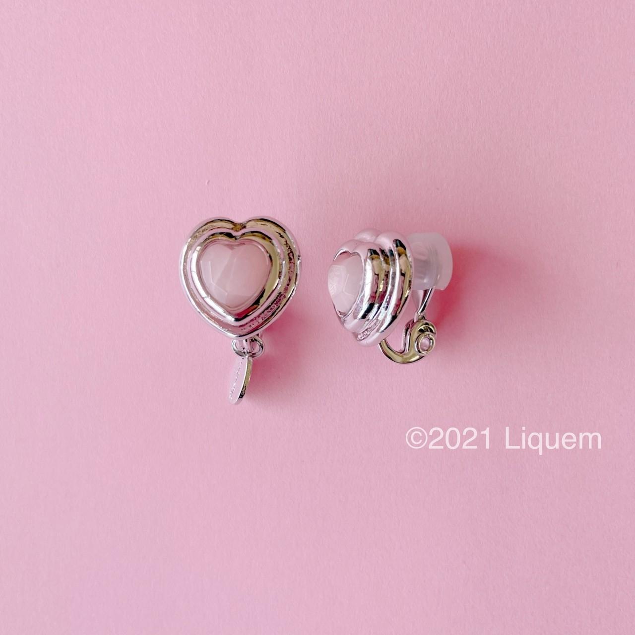 Liquem / POTTEイヤリング