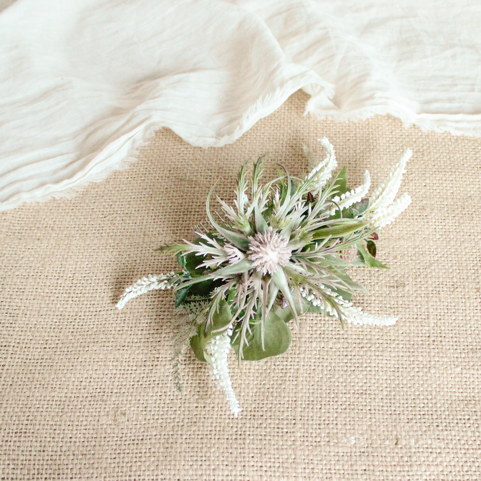 """Hair ornament for """"Spring wind Bouquet """""""