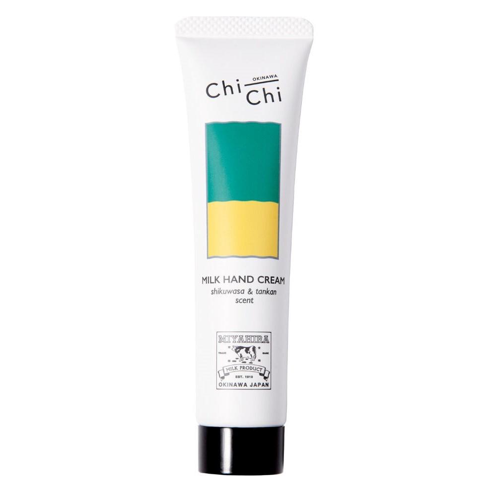 Chi-Chi ハンドクリーム シークヮーサー&タンカン