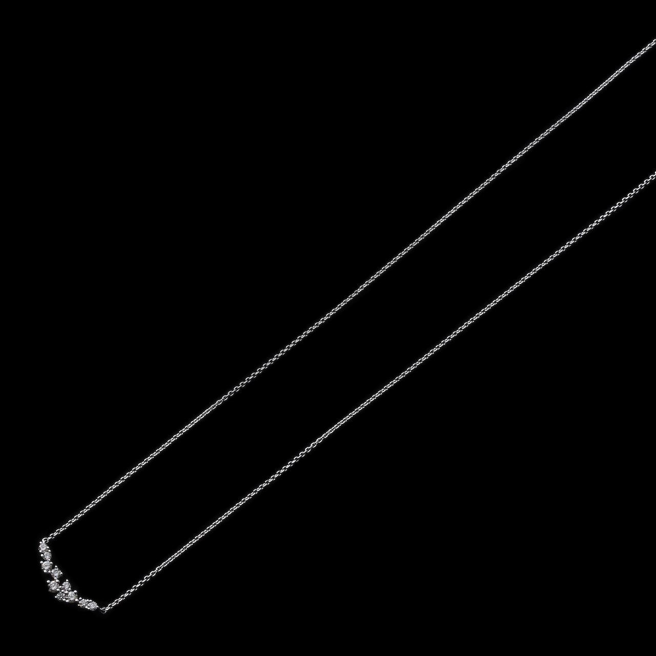 jewelG <Lacy> ネックレス K18/ダイヤモンド